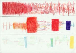 Visual structure plan for the new Rothko quartet