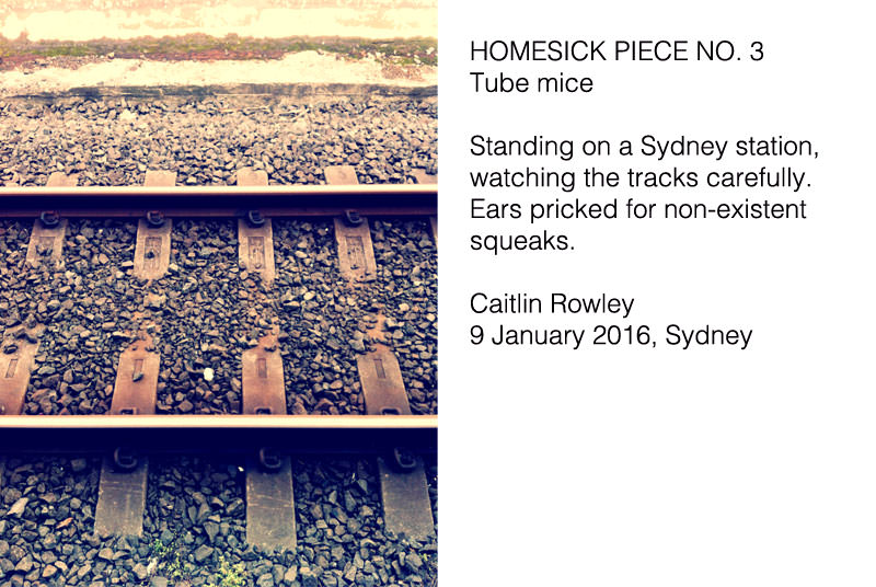 Homesick Piece No. 3
