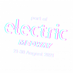 part of Electric Medway, 21-30 August 2021