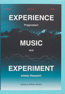 Experience Music Experiment book cover
