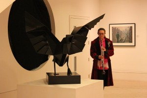 Clemmie Curd as the woodbird